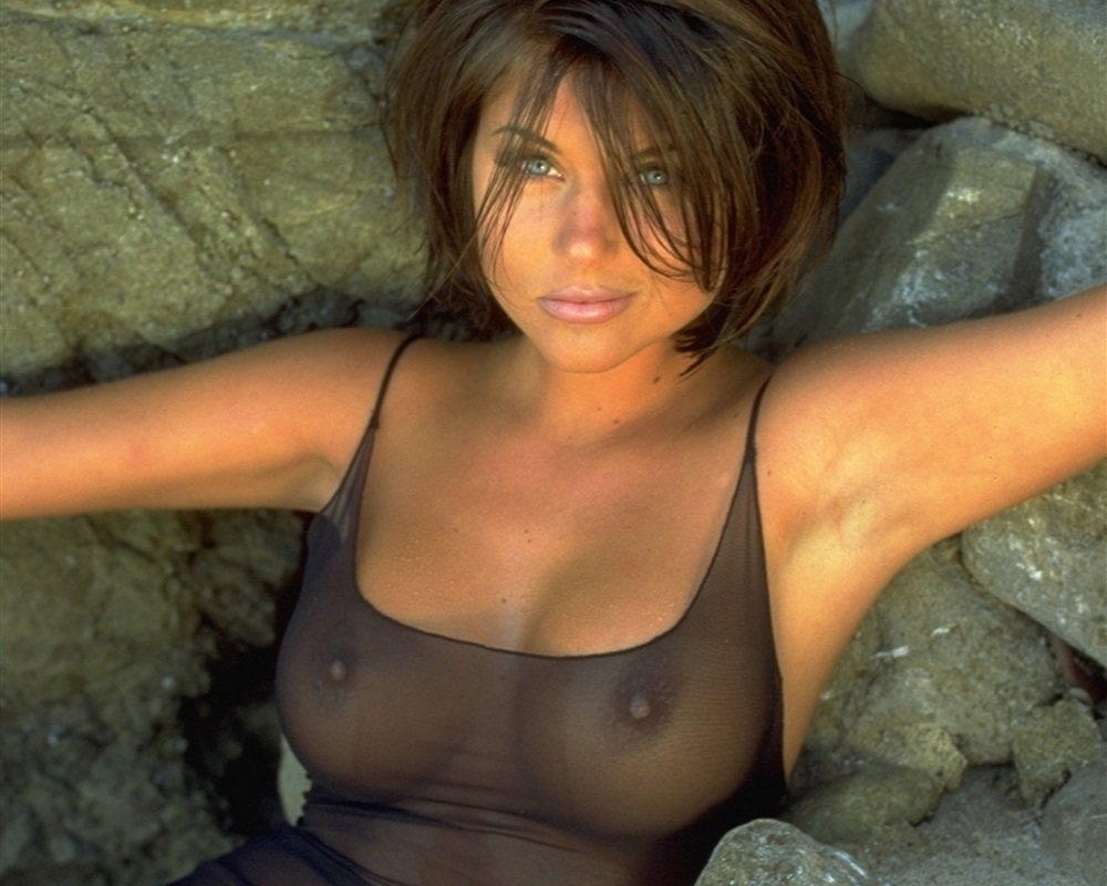 Tiffani amber thiessen naked celebrity pictures